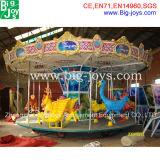 Barato Usado Merry vá rodadas (carousel-003)