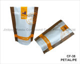 Stand up Coffee Bag con chiusura lampo