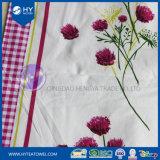 Custom напечатано Dandelion кухонные полотенца