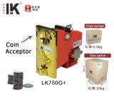 コイン投入口機械のための金パネルが付いている硬貨のアクセプターか硬貨のセレクタ