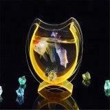 Tanque de peixe espesso Transparente Acrílico Perspex Folha Aquário de plexiglás