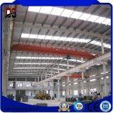 Taller de la estructura de acero del palmo grande del departamento del metal