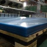 strato di plastica rigido lucido o Matt colorato di 0.4mm del PVC per stazionario