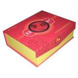 Caja de regalo del MDF (GL09027)