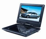 Lecteur DVD portable avec écran LCD 9 pouces, avec TV USB SD MMC MS capture d'écran de copie de jeu (DVD-668H)
