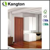Eco-Friendly Free Paint Interior porta de PVC (porta laminada em PVC)