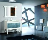 Cabinet de salle de bains en bois (VS-7817)
