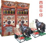 Game Machine-Shooting Machine-Riding Horse Game-West Cowboy