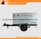 Compresseur d'air mobile à vis refroidi par air