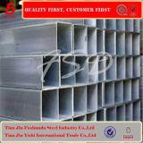 Warm gewalztes quadratisches Rohr-weißes Stahlrohr Q195 (A210)