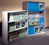 Cremalheiras de compartimento do metal para o uso do escritório (SLIMO-E)