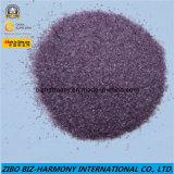 Óxido de alumínio rosa para roda de abrasivos, tijolo