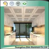 Vente chaude 12 ans d'expérience de construction de matériau d'Alumium de panneau de plafond perforé décoratif