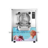 Disque de servir de la crème glacée Maker Gelato Machine