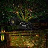 Luces del partido, luz laser móvil roja y verde de Arotek con el telecontrol sin hilos del RF