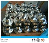 Bride soudée duplex superbe de collet de l'acier inoxydable Uns31803