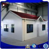 Casa prefabricada del envase de la estructura de acero de la casa