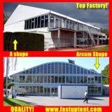 Tenda bianca della tenda foranea del doppio ponte della fabbrica di Fastup per il Car Show