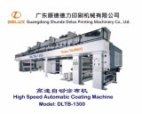 Volle automatische Beschichtung-Maschine mit Rewinder u. Abrollmaschine (DLTB-1300)