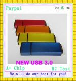 Горячий продавая привод пер вспышки металла 32GB USB 3.0 (GC-P902)