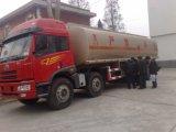 Tankwagen van de Olie van FAW 8X4 35-40 de Kubieke