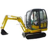 Mini Excavadora en Venta Yanmar Certificado CE Similar Kubota Excavadora con 2 años de garantía