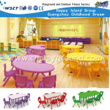 教室Furniture Plastic Kids TableおよびChair Set (HC-1503)