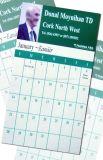 Magnetico sradicare il calendario