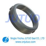 Anneau de joint aggloméré de carbure de silicone (Ssic)
