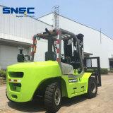 Chariot élévateur à fourche diesel Snsc 7tonne