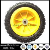 Pneumatico solido rotella della gomma piuma dell'unità di elaborazione da 3.00-4 pollici per il carrello del carrello