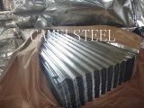 Vorgestrichenes gewölbtes PPGI Dach-Blatt des Export-Metallgebäude für Verkauf