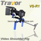 Video de la Plataforma de hombro vs-R1 para la cámara DSLR (VS-R1)