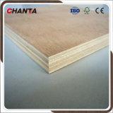 Pappel-Furnierholz für die Möbel, die mit der Cer-Bescheinigung hergestellt in China bilden