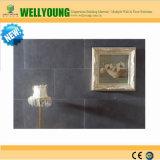 De zelfklevende Waterdichte Tegels van de Decoratie van de Muur van pvc Vinly