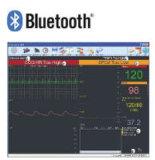 Meditech Oxima2: Monitor dos sinais vitais com parâmetro da taxa de pulso