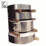 Tira revestida PVC recozida brilhante do aço inoxidável do GV 430 de JIS