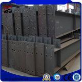 Acero de la sección de la viga de los materiales de construcción Q235 H para la estructura de acero