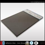 euro- vidro reflexivo de bronze de 4mm 5mm 5.5mm 6mm 8mm 10mm