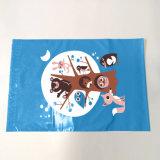 Мешок габарита почтоотправителя мешка изготовленный на заказ PE логоса упаковывая поли
