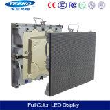 Schermo di visualizzazione esterno di pubblicità Full-Color del LED del tabellone per le affissioni P6 SMD