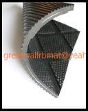 De Diamant van uitstekende kwaliteit met Mat van de Koe van de Hamer de Hoogste