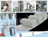 Materiale isolante per tubi in fibra di vetro
