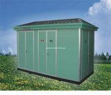 Сборные трансформатора подстанции с шкафа управления