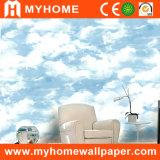 Papier peint de papier de mur de vinyle de pièce de gosses avec le PVC imperméable à l'eau