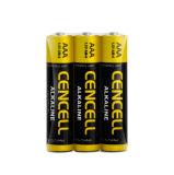 Gute Qualitäts-AAA-alkalische trockene Batterie
