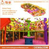 Kind-kommerzielles weiches Innenspielplatz-Gerät für Saling