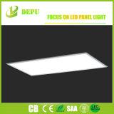 300 x 1200 48W ultra dünne eingebettete vertiefte Instrumententafel-Leuchte der Decken-LED