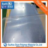 3*6 pies de PVC rígido transparente para el plegado de la hoja de verificación