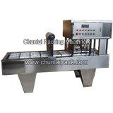 Máquina del sellador del lacre de la película de la bandeja de los alimentos de preparación rápida